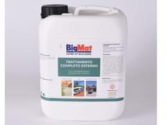 Prodotto per il trattamento completo di pulitura da esternoTRATTAMENTO COMPLETO da ESTERNO - BIGMAT ITALIA