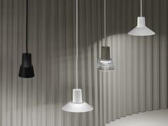 Lampada a sospensione a LED in alluminio e vetro con dimmerCOMPOSE - ZERO