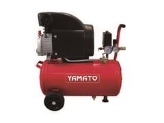 YAMATO, COMPRESSORE 24/2 M1CD Compressore carrellato