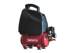 YAMATO, COMPRESSORE OILLESS Compressore fisso
