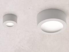 Lampada da parete / lampada da soffitto in alluminioCONCA - AILATI LIGHTS BY ZAFFERANO