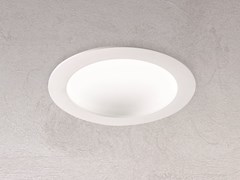 Lampada da soffitto in alluminio a incassoCONCA | Lampada da soffitto a incasso - AILATI LIGHTS BY ZAFFERANO