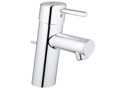 Miscelatore per lavabo da piano monocomando con limitatore di temperatura CONCETTO SIZE S | Miscelatore per lavabo con piletta - Concetto