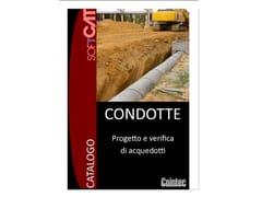 Progettazione di reti idriche in pressione per lottizzazioniCONDOTTE - COINTEC