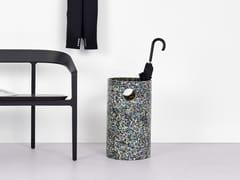 Portaombrelli da terra in plastica riciclataCONFETTI | Portaombrelli - DESIGNBYTHEM