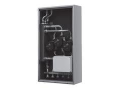 Separatore idraulico verticale e zone dirette CONNECT LE - separatore a zone dirette -