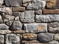 Rivestimento in pietra ricostruitaCONTADINO P70 | Grigio - GEOPIETRA