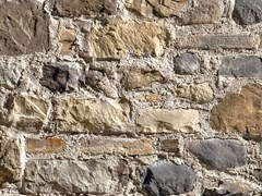 Rivestimento in pietra ricostruitaCONTADINO P70 | Marrone - GEOPIETRA