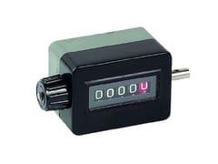 ContametroCONTAMETRO A 5 CIFRE (9999,9) - METRICA