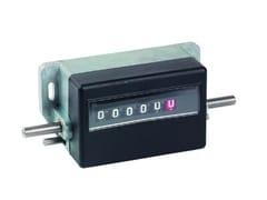 ContametroCONTAMETRO A 6 CIFRE (99999,9) - METRICA