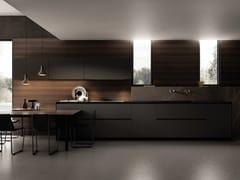 Cucina lineareCONTEMPORA   Cucina lineare - ASTER CUCINE S.P.A.