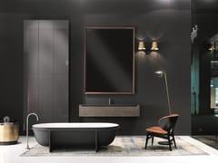 Vasca da bagno centro stanza in Cristalplant®CONTROSTAMPO | Vasca da bagno - FALPER