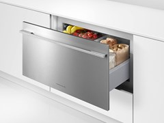 CASSETTO MULTI-TEMPERATURA COOLDRAWER™ RB90S64MKIW1 - FISHER & PAYKEL APPLIANCES