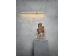 Lampada da parete a LED in alluminio estrusoCOORDINATES W1 - FLOS