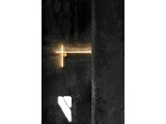 Lampada da parete a LED in alluminio estrusoCOORDINATES W2 - FLOS
