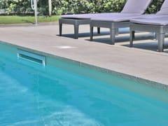 Bordo per piscina / Gradino in pietra sinterizzataCOPERTINA - PIETRA SINTERIZZATA
