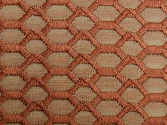 Tessuto lavabile in poliestere per tendeCORD - ALDECO, INTERIOR FABRICS