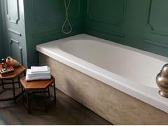Vasca da bagno rettangolare in Corian® da incasso CORIAN® DELIGHT 8420 -