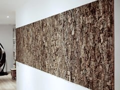 Freund GmbH, CORK BARK WALL PANELS Rivestimento in corteccia di sughero