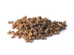 Granulato isolante in sughero biondoCORK GRANULES - BETONWOOD