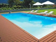 Bordo per piscina in sugheroCORKPOOL - SACE COMPONENTS