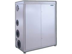 Caldaia a condensazione a gas Classe A in acciaio inoxCOROLLA PACK 503 - 504 EXT - THERMITAL