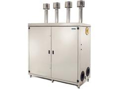 Caldaia a condensazione a gas Classe A in acciaio inoxCOROLLA PACK SERIE 1000 INOX - THERMITAL
