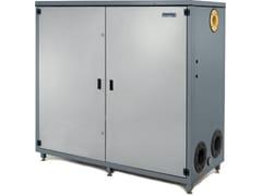 Caldaia a condensazione a gas Classe A in acciaioCOROLLA PACK SERIE 1000 STD - THERMITAL