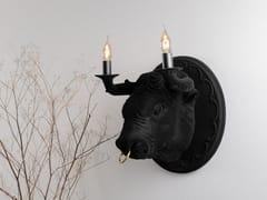 Lampada da parete a LED in ceramicaCORRADO - KARMAN