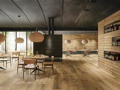 Pavimento/rivestimento in gres porcellanato effetto legnoCORTINA - CERAMICHE REFIN