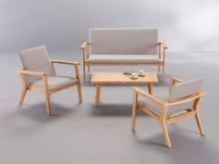 Lounge set da giardinoCORVO   Lounge set da giardino - MOBIKA GARDEN