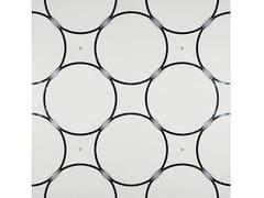 Palazzo Morelli, COSMIC LIGHT Pavimento/rivestimento in Cosmic cream e acciaio