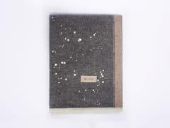Coperta lavorata a mano in lana merinoCOSMOS | Coperta - DECOFLUX