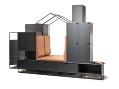 Mobile ufficio modulareCOTTAGE - MIZETTO