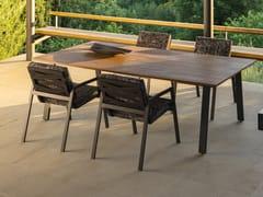 Tavolo rettangolare in legnoCOTTAGE | Tavolo - TALENTI