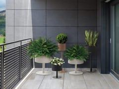 Vaso da giardino in acciaio inoxCOUNCIL | Vaso da giardino - BLOSS