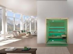 Sauna finlandese con cromoterapiaCOUNTRY - CARMENTA