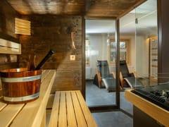 Sauna finlandese prefabbricataCOUNTRY PRO - CARMENTA