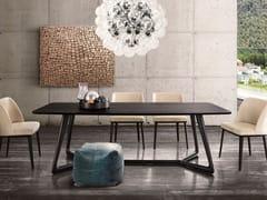 Tavolo da pranzo rettangolareCOVER | Tavolo rettangolare - PACINI & CAPPELLINI