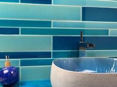Pavimento/rivestimento in ceramica a pasta bianca per interniCRAK.LÈ | Pavimento/rivestimento per interni - ACQUARIO DUE CERAMICHE