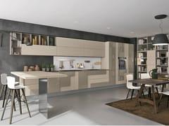 Cucina componibile lineare CREATIVA 5 - Creativa