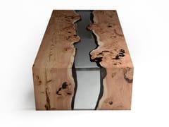 Tavolino da caffè rettangolareCREEK   Tavolino da caffè - ALCAROL DI ELEONORA DAL FARRA