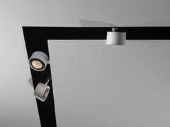 Illuminazione a binario a LED in alluminioCREEK OPTUS - LINEA LIGHT GROUP