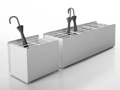 Portaombrelli in alluminioCREPE | Portaombrelli - SYSTEMTRONIC