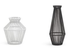 Lampada da terra per esterno a LED in fibra sintetica senza filiCRICKET | Lampada da terra per esterno - VARASCHIN