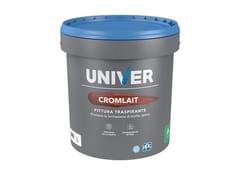 Pittura vinilica opaca per interniCROMLAIT - PPG UNIVER