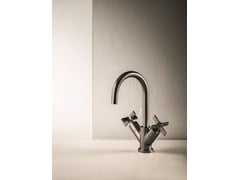 Miscelatore per lavabo da piano monoforoCROSS ROAD CRICR226 - CRISTINA