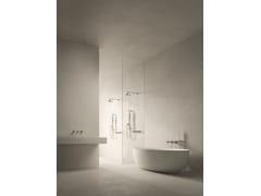 Miscelatore per vasca a muro con doccettaCROSS ROAD CRICR180 - CRISTINA
