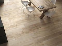Pavimento in ceramica effetto legnoCROSS WOOD | Pavimento - PANARIA CERAMICA