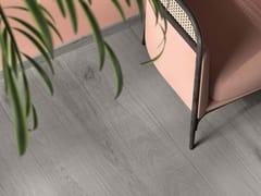 Lastra in gres porcellanato effetto legnoCROSSROAD WOOD Grey - ABK GROUP INDUSTRIE CERAMICHE